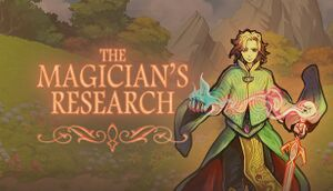 The Magician's Research cover