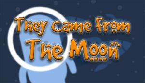 They Came From The Moon cover