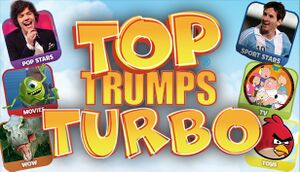 Top Trumps Turbo cover