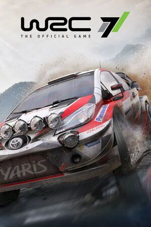 WRC 7: FIA World Rally Championship cover