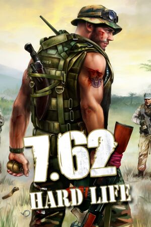 7.62 Hard Life cover