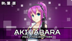 Akihabara - Feel the Rhythm cover