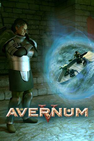 Avernum V cover