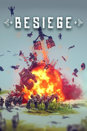 Besiege cover