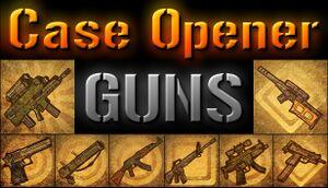 Case Opener Guns cover