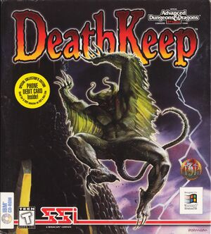 DeathKeep cover