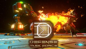 Defense Task Force cover