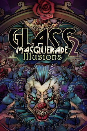 Glass Masquerade 2: Illusions cover