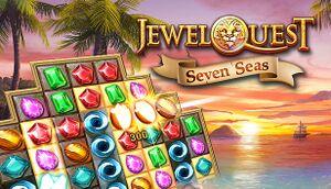 Jewel Quest Seven Seas cover