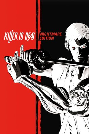 Killer Is Dead cover