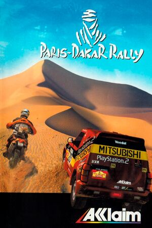 Paris-Dakar Rally cover