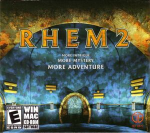 RHEM 2: The Cave cover