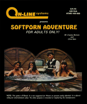 Softporn Adventure cover
