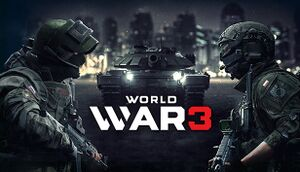 World War 3 cover