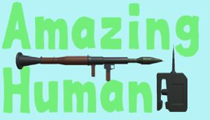 Amazing Human cover