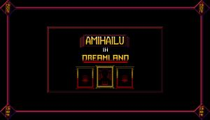 Amihailu in Dreamland cover