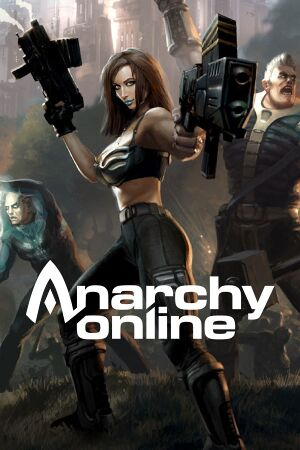 Anarchy Online cover
