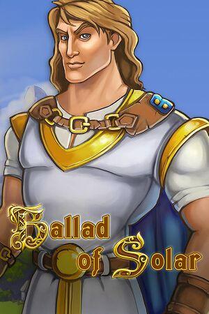 Ballad of Solar cover