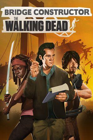Bridge Constructor: The Walking Dead cover