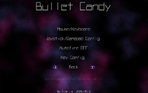In-game general control settings.