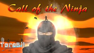 Call of the Ninja! cover