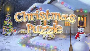 Christmas Puzzle cover