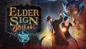 Elder Sign: Omens cover