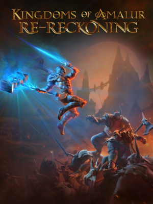 Kingdoms of Amalur: Re-Reckoning cover