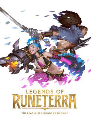 Legends of Runeterra cover