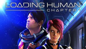 Loading Human: Chapter 1 cover