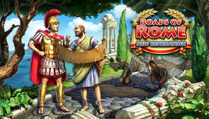 Roads of Rome: New Generation cover
