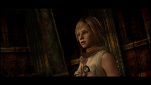 Silent Hill 3 with corrected FOV