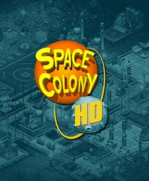 Space Colony HD cover