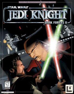 Star Wars: Jedi Knight - Dark Forces II cover