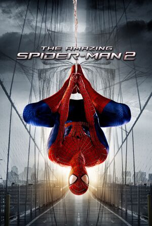 The Amazing Spider-Man 2 cover