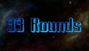 33 Rounds cover