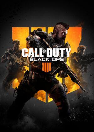 Call of Duty: Black Ops IIII cover