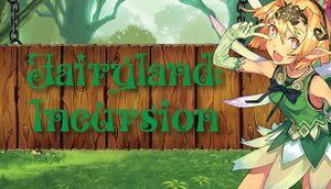 Fairyland: Incursion cover