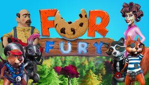 Fur Fury cover