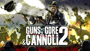 Guns, Gore & Cannoli 2 cover