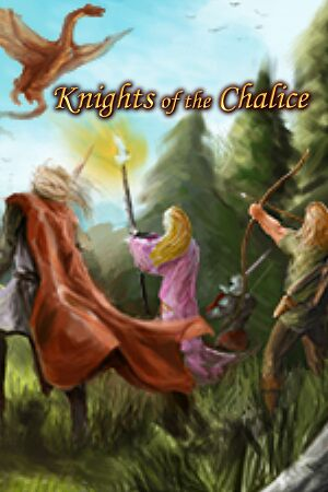 Knights of the Chalice cover
