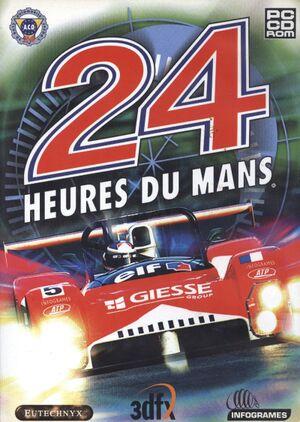 Test Drive Le Mans cover