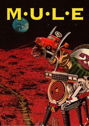 M.U.L.E. cover