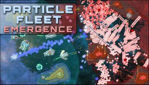 Particle Fleet: Emergence cover