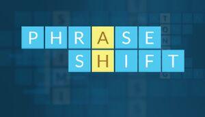 Phrase Shift cover