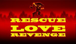 Rescue Love Revenge cover