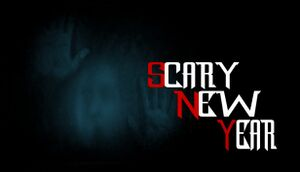 Scary New Year cover