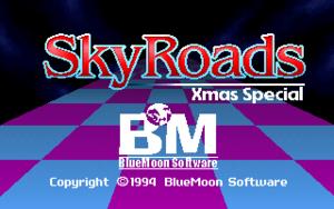 SkyRoads: Xmas Special cover