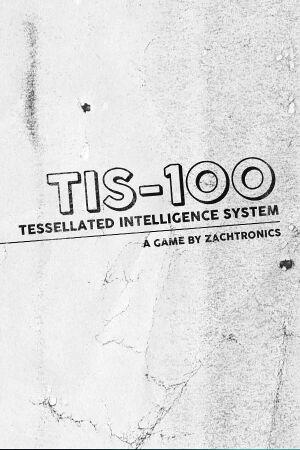 TIS-100 cover
