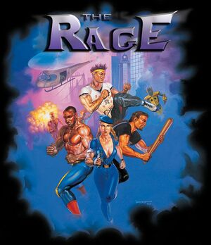 The Rage cover